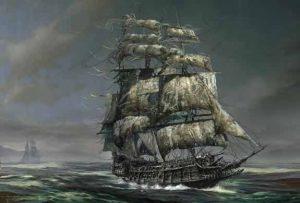նավ ուրվական
