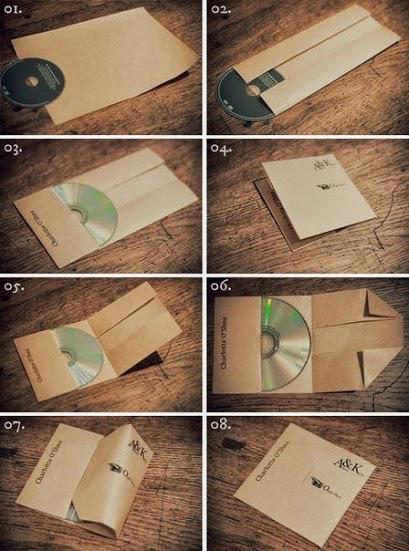 CD & DVD pack