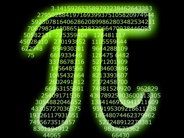 number pi