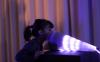 Կրեատիվ լուսային ներկայացում (վիդեո)