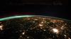 Յուրահատուկ գեղեցիկ տեսանյութ Երկրի օրբիտայից