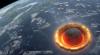 Ի՞նչ տեղի կունենա Երկիր մոլորակի հետ, եթե նրան բախվի հսկայական երկնաքար (տեսանյութ)