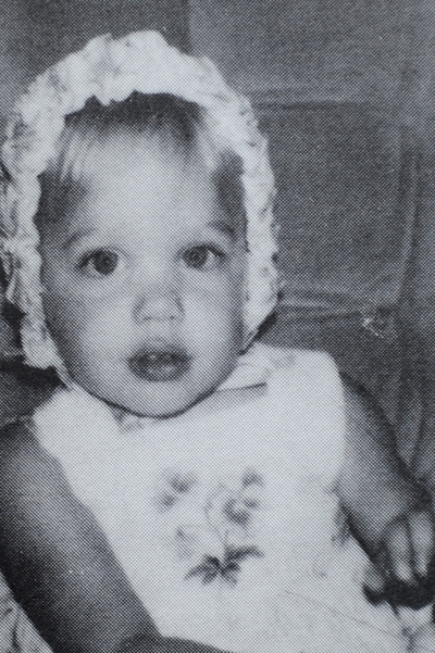 EXCLUSIVE: LOS ANGELES, CA. JUNE 5, 2012. Angelina Jolie wears a sweet little bonnet hat in this adorable baby photo.  CREDIT LINE MUST READ: Coleman-Rayner Tel US (001) 310-474-4343 - office www.coleman-rayner.com   All Over Press