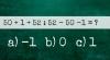 200 մարդուց միայն 1-ն է կարողանում անցնել այս պարզ մաթեմատիկական ԹԵՍՏԸ