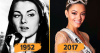 Ահա թե ինչպես են փոխվել կանացի գեղեցկության չափանիշները: 65 տարվա ընթացքում բոլոր «Միս Տիեզերք»-ի հաղթողների լուսանկարները