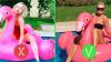 Լուսանկարիչը ցույց է տվել, թե ինչպես պետք է ճիշտ դիրք ընդունել լողազգեստով գեղեցիկ լուսանկարներ ստանալու համար